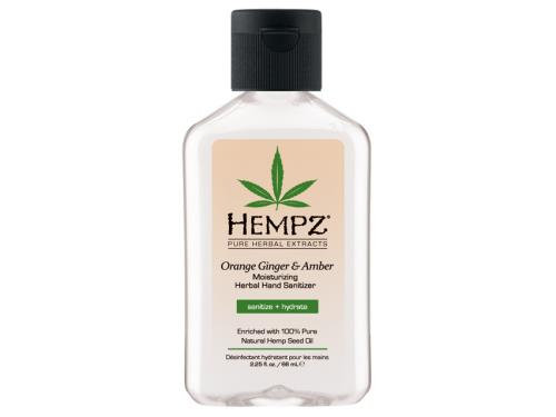 Hempz Orange Ginger & Amber Herbal Hand Sanitizer - Travel Size