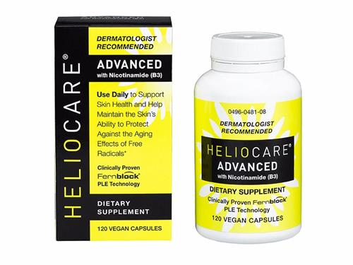HELIOCARE Advanced Antioxidant Supplement with Nicotinamide (B3)