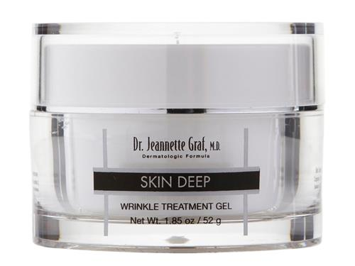 Dr. Jeannette Graf, M.D. Skin Deep Wrinkle Treatment