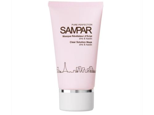 SAMPAR Clear Solution Mask