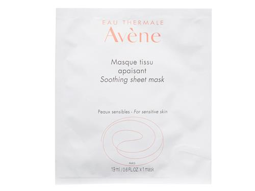 Free $19 Avene Soothing Sheet Mask - Single