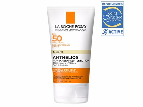 La Roche-Posay Anthelios Mineral Gentle Sunscreen Lotion SPF 50 - 4.0 fl oz