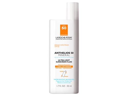 La Roche Posay Mineral Sunscreen Anthelios 50 Mineral Ultra Light Fluid