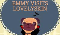 Emmy Goes Trick-or-Treating At LovelySkin