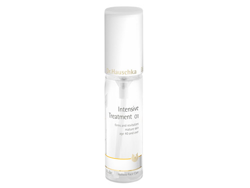 Dr. Hauschka Intensive Treatment 01, a Dr. Hauschka serum for youthful skin