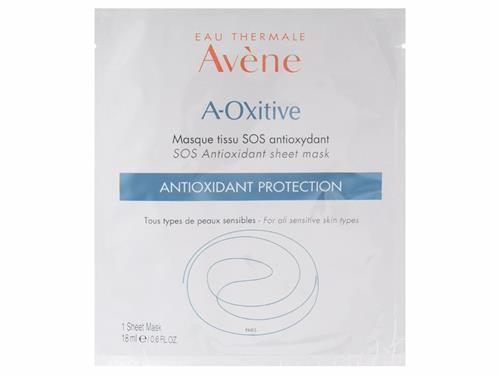 Avene A-Oxitive S.O.S. Antioxidant Sheet Mask - Single