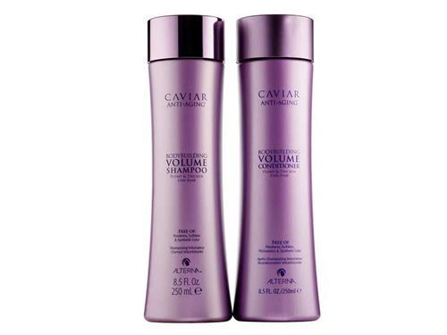 Alterna Caviar Body Building Volume Shampoo an Conditioner Duo Limited Edition