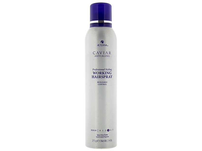 Alterna CAVIAR Anti-Aging Working Hairspray - 7.4 oz