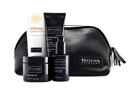 Revision Skincare Live Radiantly Gift Set - Intellishade Matte