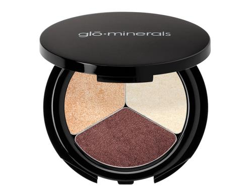 glo minerals GloEye Shadow Trio - Copper Sheen