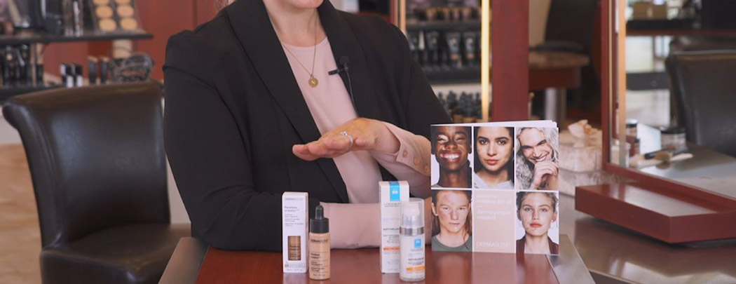 How to use Dermablend Flawless Creator with La Roche-Posay Anthelios AOX
