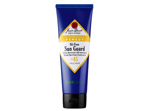 Jack Black Oil-Free Sun Guard Very Water Resistant Sunscreen SPF 45