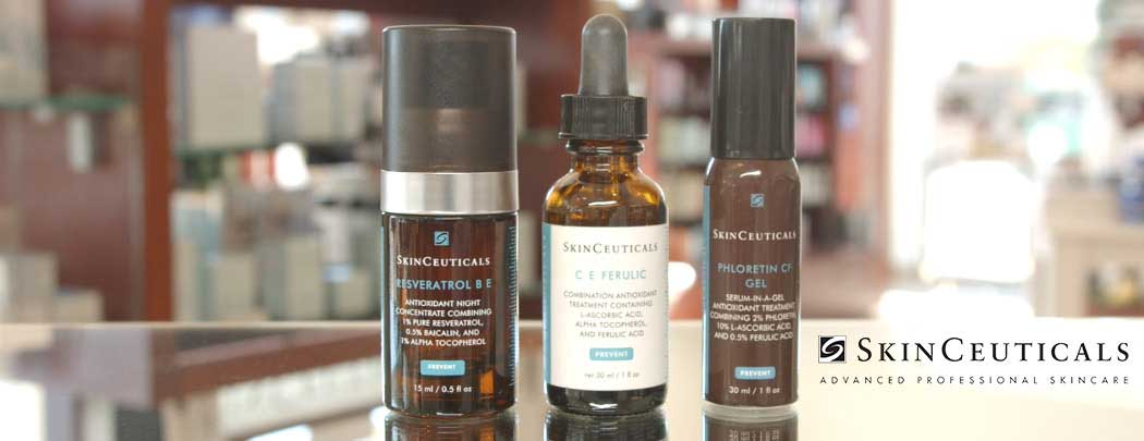Learn about Serums with SkinCeuticals at LovelySkin
