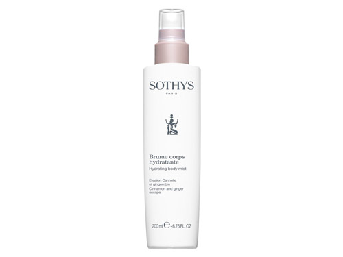 Sothys Cinnamon and Ginger Hydrating Body Mist