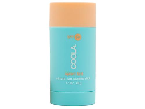 COOLA Mineral Sport SPF 50 Organic Sunscreen Stick - Tinted