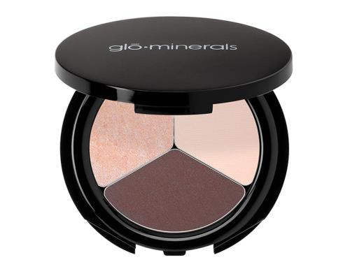 glo minerals GloEye Shadow Trio - Coffee