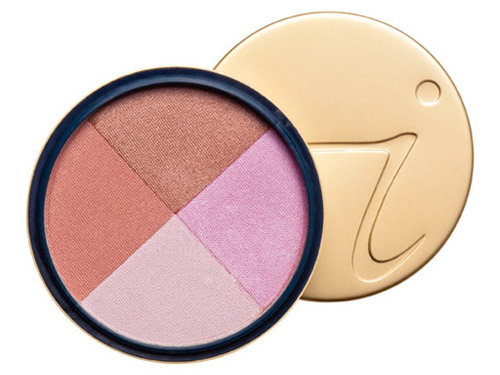 Jane Iredale Rose Dawn Bronzer with jane iredale blush and highlighter
