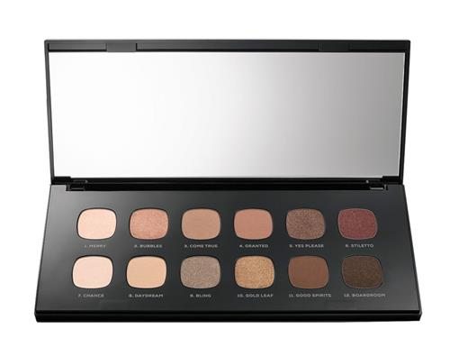 bareMinerals The Wish List READY Eyeshadow 12.0 Limited Edition Palette