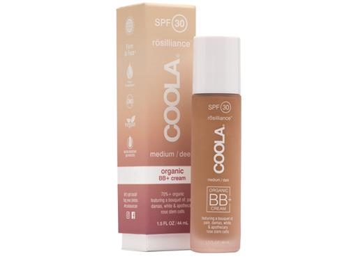 COOLA Mineral Face SPF 30 Rosilliance Tinted Organic BB+ Cream - Medium/Deep