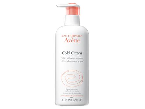 Avene Cold Cream Cleansing Gel Ultra-Rich