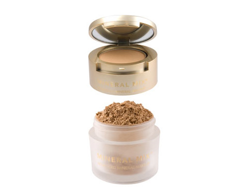 Senna Mineral Mix Cover & Finish Foundation - Medium