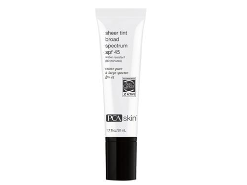 PCA Sheer Tint Broad Spectrum SPF 45