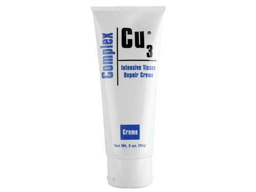 Complex Cu3 Intensive Tissue Repair Cream 3 oz Tube