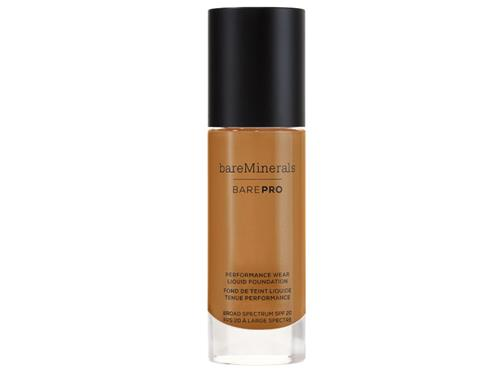 bareMinerals barePRO Performance Wear Liquid Foundation SPF 20 - Clove 28
