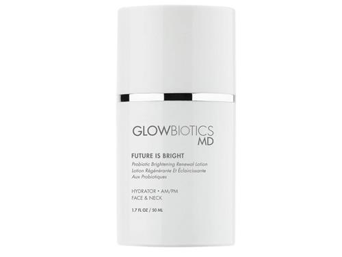 GLOWBIOTICS MD FUTURE IS BRIGHT Probiotic Brightening Renewal Lotion (formerly mybody FUTURE IS BRIGHT Anti-Aging Hydrator)