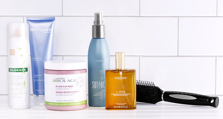 Hair Care Resolutions: Clean and Natural Hair Products in 2019