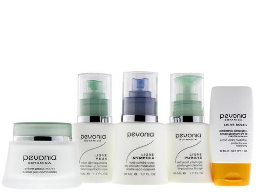 Pevonia Balance & Protect Skincare Essentials Top Sellers Kit